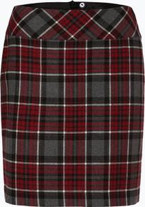 Spódnica Marie Lund w stylu casual z wełny midi
