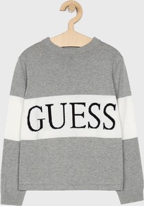 Sweter Guess Jeans z dzianiny