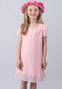 Sukienka dziewczęca Madżi z tkaniny