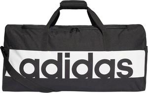 9d1c2aab6884b Czarna torba sportowa Adidas Performance