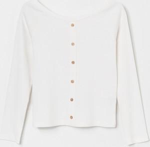 Bluzka dziecięca Reserved z bawełny dla dziewczynek