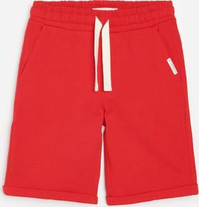 Czerwone spodnie dziecięce Reserved