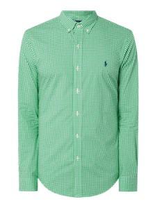 Zielona koszula POLO RALPH LAUREN w stylu casual