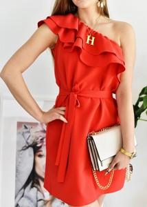 Sukienka Fason hiszpanka