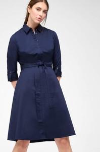 Sukienka ORSAY w stylu casual koszulowa mini