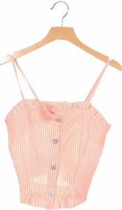 Różowa koszula dziecięca River Island na ramiączkach dla dziewczynek