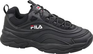 Buty sportowe Fila ze skóry w sportowym stylu