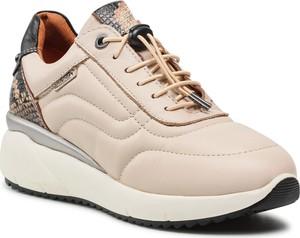 Buty sportowe PIKOLINOS sznurowane w sportowym stylu na platformie