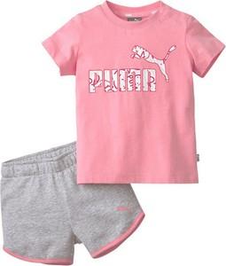 Odzież niemowlęca Puma dla dziewczynek
