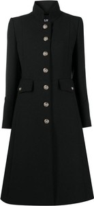 Czarny płaszcz Dolce & Gabbana