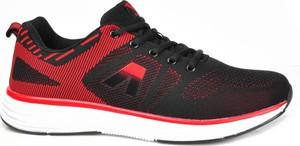 Buty sportowe Gelteo sznurowane w młodzieżowym stylu