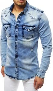 Koszula Dstreet z jeansu