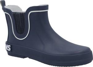 Niebieskie buty dziecięce zimowe Pepe Jeans
