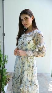 Sukienka Justmelove z okrągłym dekoltem mini