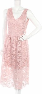 Sukienka Figl na ramiączkach z dekoltem w kształcie litery v