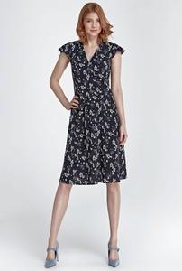 2fe9f4665c Sukienka Nife z dekoltem w kształcie litery v