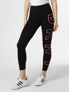 Różowe legginsy DKNY