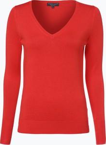 Czerwony sweter marie lund