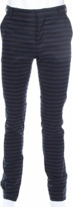 Niebieskie spodnie Andrea Pompilio