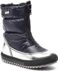 Buty dziecięce zimowe Bartek z wełny