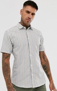 Koszula Only & Sons z klasycznym kołnierzykiem z krótkim rękawem