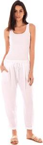 Spodnie Lin Passion w stylu casual z lnu