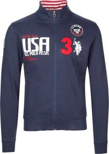 Bluza U.S. Polo z bawełny