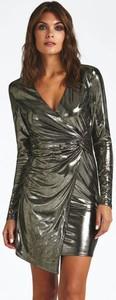 Sukienka Guess z długim rękawem