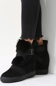 Renee czarne sneakersy ready or not