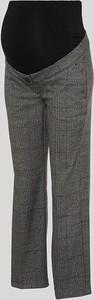 YESSICA C&A Spodnie ciążowe-w kratę, Szary, Rozmiar: 34