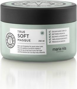 Maria Nila True Soft Masque 200ml - maska do włosów suchych
