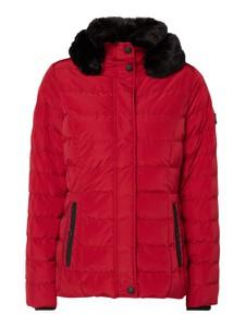 Czerwona kurtka Wellensteyn w stylu casual