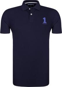 Koszulka polo Hackett London w stylu casual