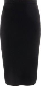Czarna spódnica Pinko midi