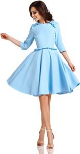 Niebieska sukienka Lemoniade mini