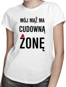T-shirt Koszulkowy z krótkim rękawem z bawełny