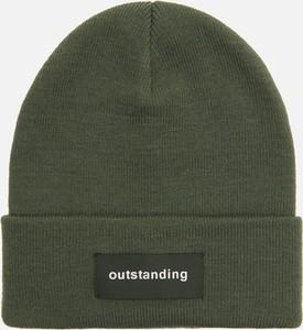 Zielona czapka Cropp