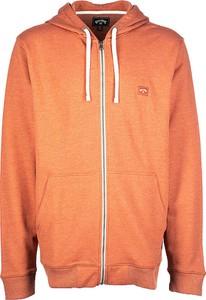 Pomarańczowa bluza Billabong