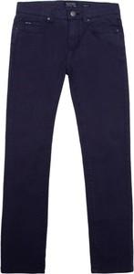 Granatowe spodnie dziecięce Mayoral