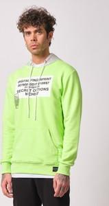 Zielona bluza Duuf