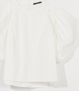 Bluzka Mohito z okrągłym dekoltem bez rękawów z bawełny