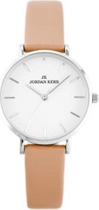 JORDAN KERR - L1008 (zj943a) beige/silver - Srebrny || Beżowy