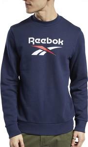 Bluza Reebok z bawełny