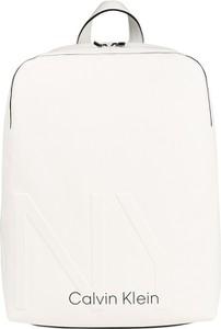 Plecak Calvin Klein ze skóry