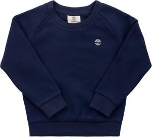 Granatowa bluza dziecięca Timberland