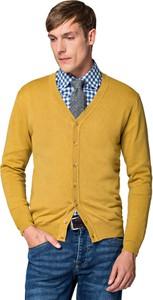 Żółty sweter LANCERTO