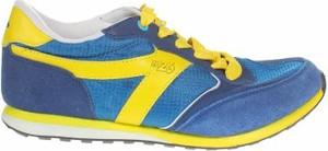 Buty sportowe Dunlop sznurowane z płaską podeszwą