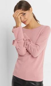 Sweter ORSAY w stylu casual z dzianiny