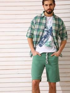 Zielona koszula Top Secret