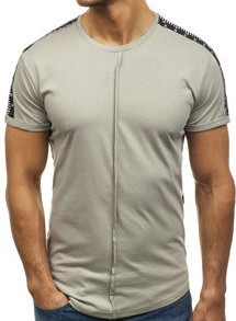 T-shirt denley w stylu casual